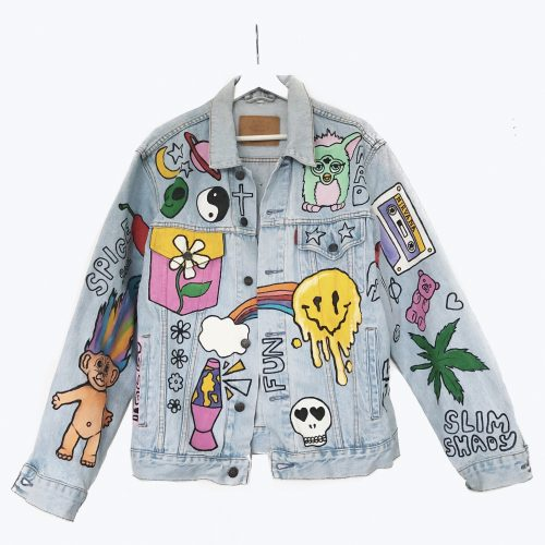 LIMITED EDITION Denim Jacket 90's Baby