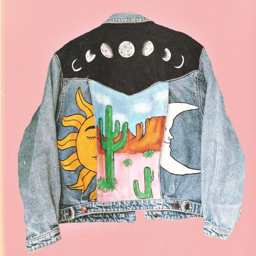 Denim Jacket American Sunset