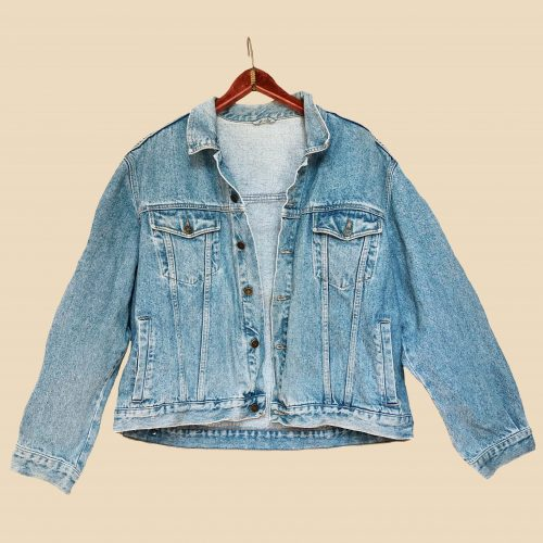 Denim Jacket Moonphase Valley