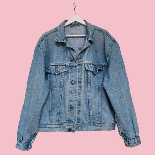 Denim Jacket Le Vol De L'Argemme